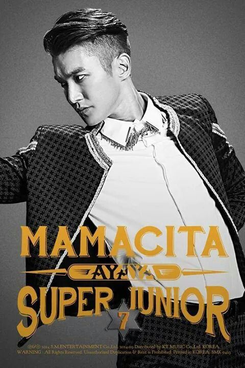 #MAMCITA foto teaser Siwon