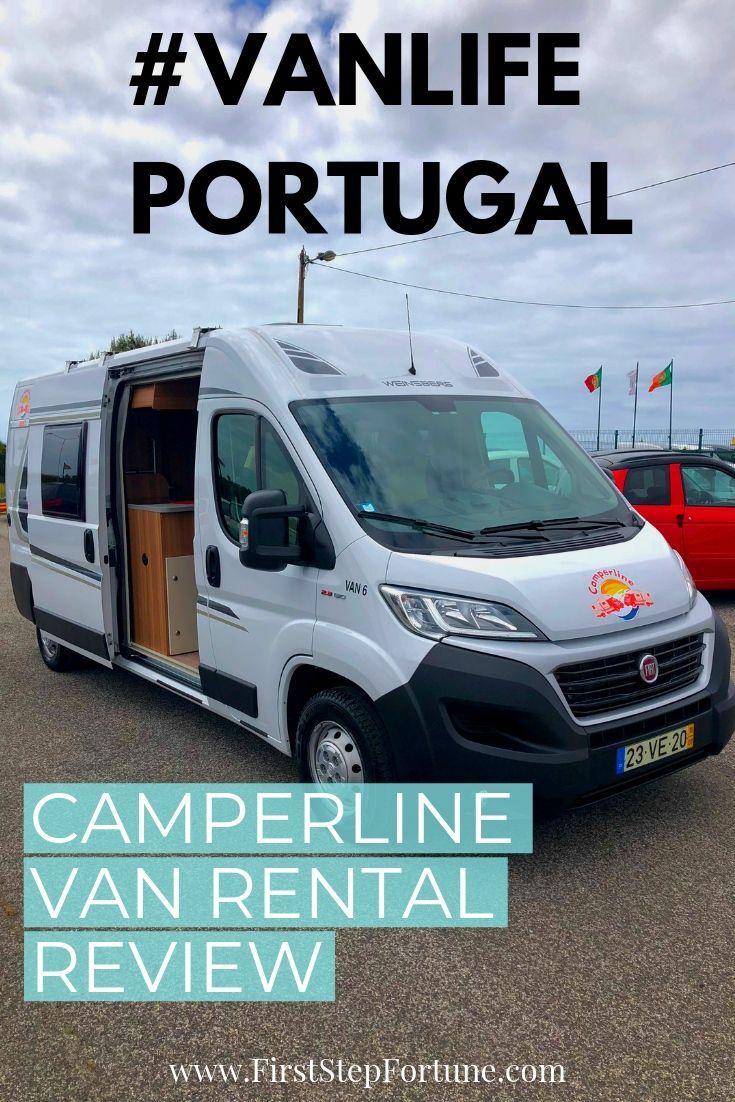 Portugal Van Rental Camperline Campervans Review Fsf Van Life Travel Van Rental Van Life Blog
