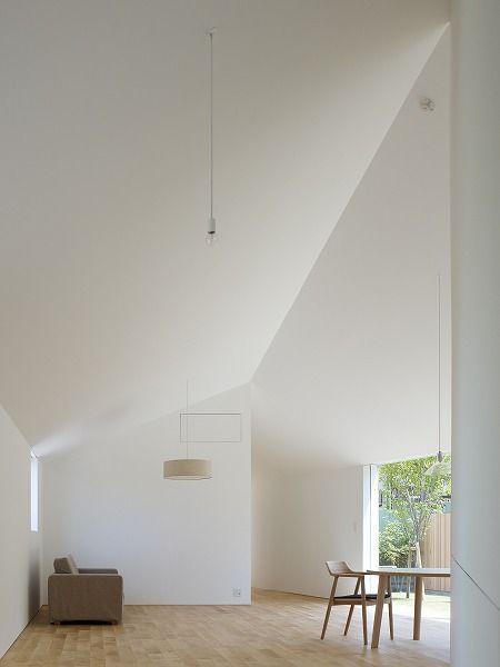 ツイノスミカ KITE architecture