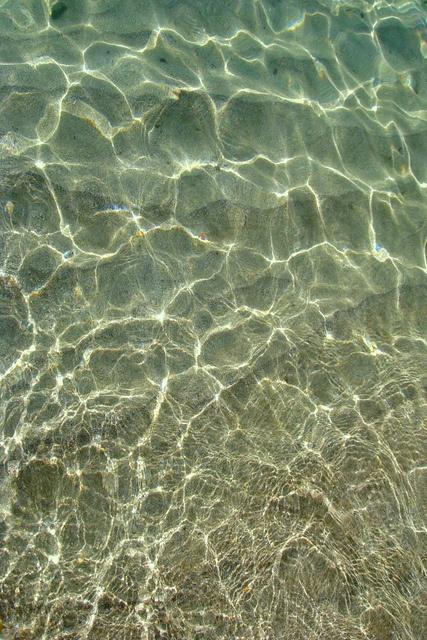 Beach Ripples - iPhone 4 Wallpaper 640x960