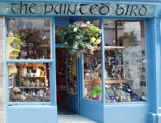 The Painted Bird, St.Ives