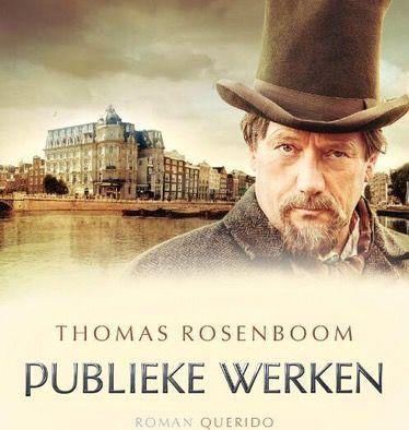 ★★★★ Thomas Rosenboom – Publieke werken (1999) Wat is het verhaal achter de tweede panden, omsloten door het Victoria Hotel, tegenover het Centraal Station in Amsterdam. Er is nooit overeenst…