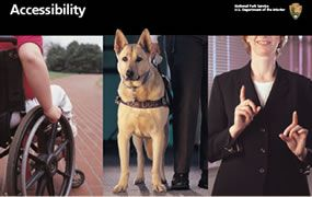 Accessibility for Visitors (U.S. National Park Service)