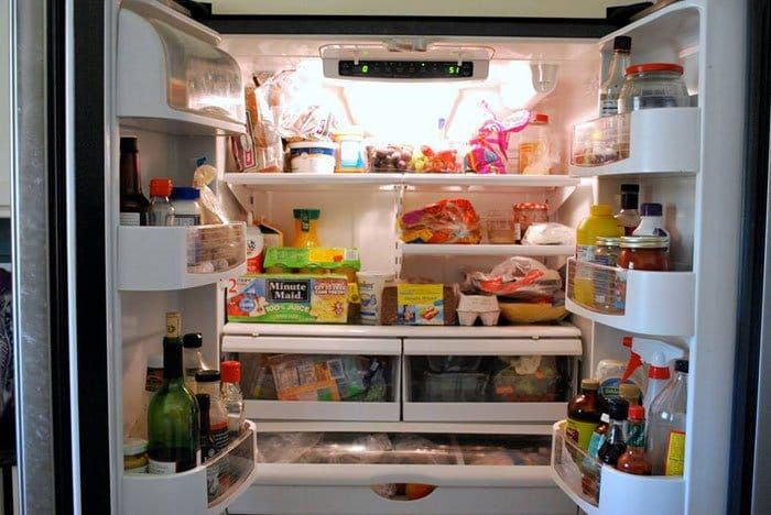 تفسير حلم الثلاجة للعزباء موسوعة Kitchen Hacks Fridge Door Simple Life Hacks