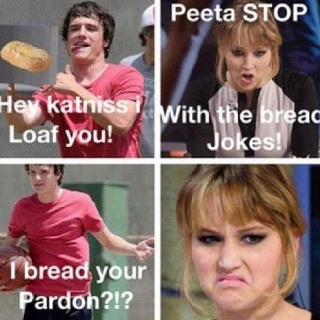 The hunger games bread joke