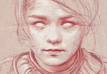 Blind Arya Stark                                                                                                                                                                                 More