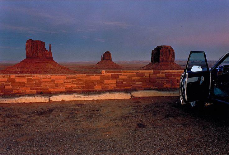 Len Jenshel - Monument Valley, National Monument, Arizona (1985)
