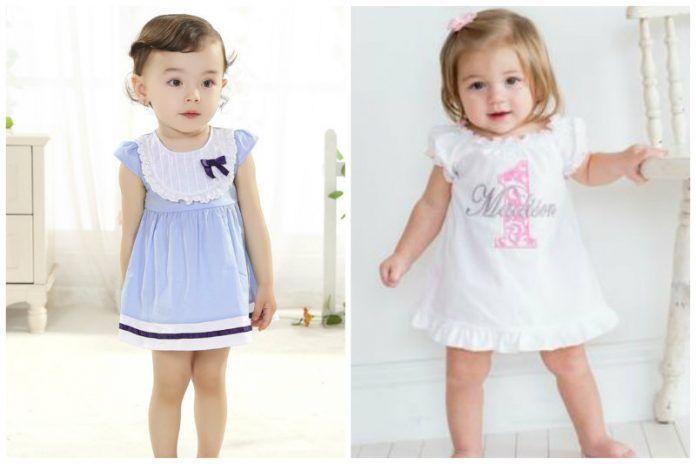 Bebek Elbise Modelleri Fikirleri ve Önerileri