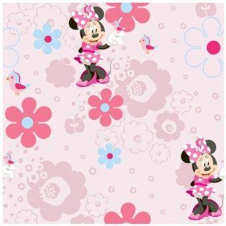 279308-Graham-and-Brown-Disney-Minnies-Spring-Walk-Motif-Wallpaper