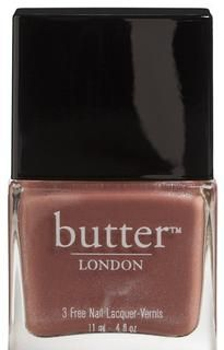 Aston  No self-respecting heiress would be caught without it. Aston is a sultry, toffee-coloured lacquer that looks like a millionquid.