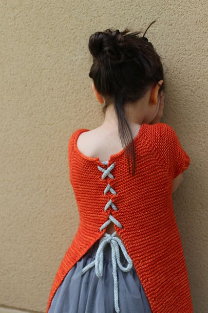 Ravelry: Growing Aralé pattern by Maman Crotte