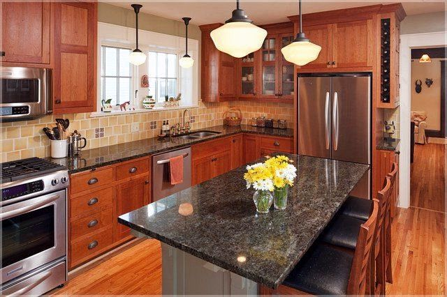 l shaped kitchen with island cost galley kitchen island ideas kitchenislandideas with images on kitchen island ideas v shape id=28478