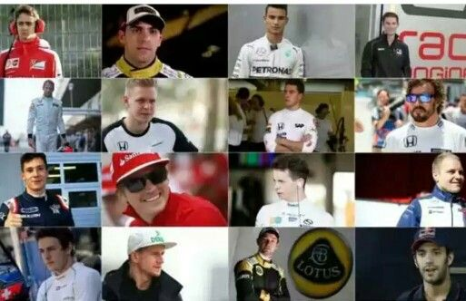 Formula 1...2016