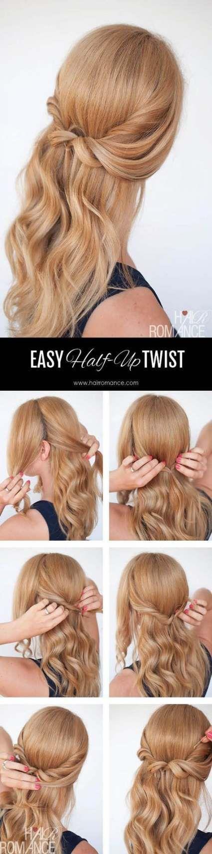Hair tutorial diy twists 40 ideas for 2019