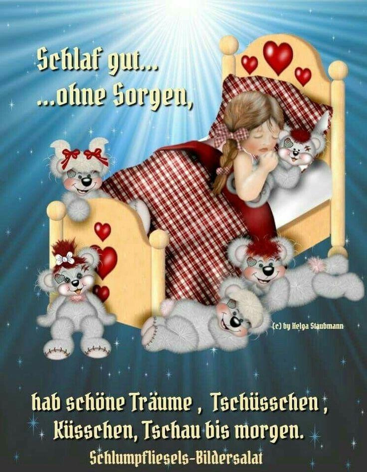 Pin auf Süße Träume, gute Nacht!