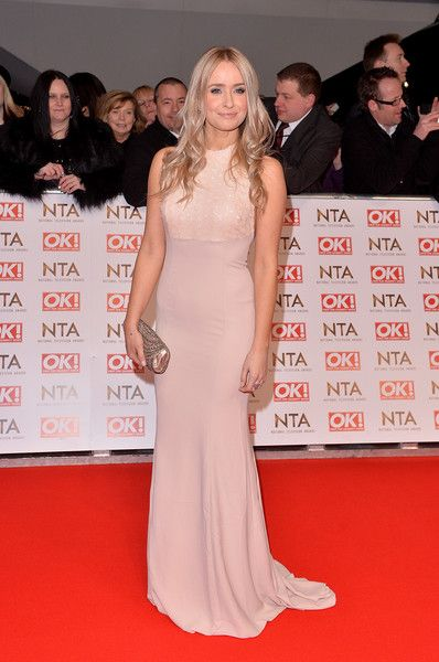 Sammy Winward Photos - Arrivals at the National Television Awards - Zimbio