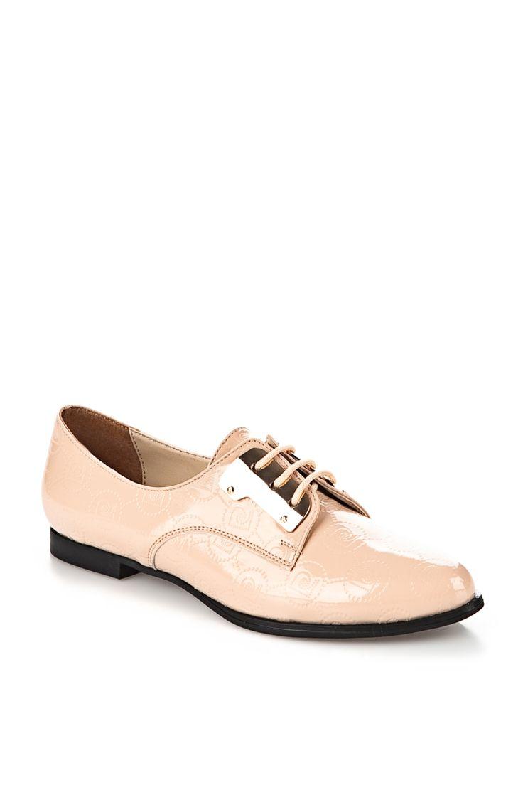 Pierre Cardin Bağcıklı Ayakkabı Bej, Ayakkabı Modelleri