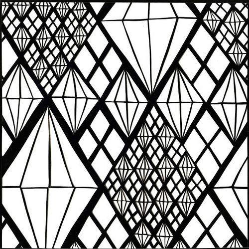 Undershave Diamond Design 17 Best images about d...