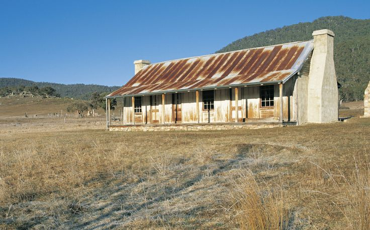 Images of Australia: Orroral Homestead, ACT - Australian Geographic