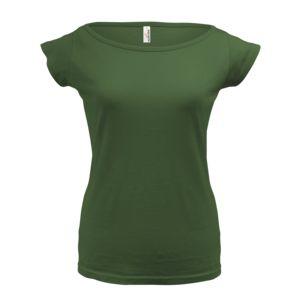 Dámské tričko Forest Green 103