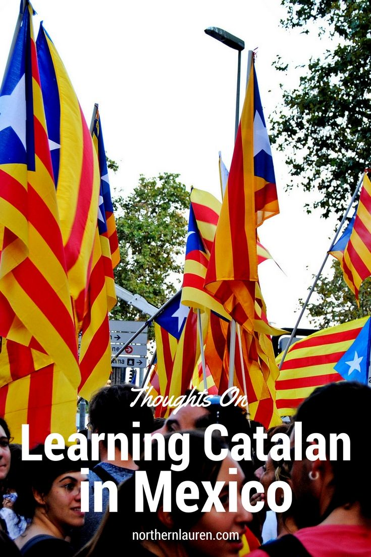 All the information you need if you want to learn Catalan in Mexico City.