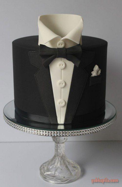 Торт для мужчины: 30 фото!