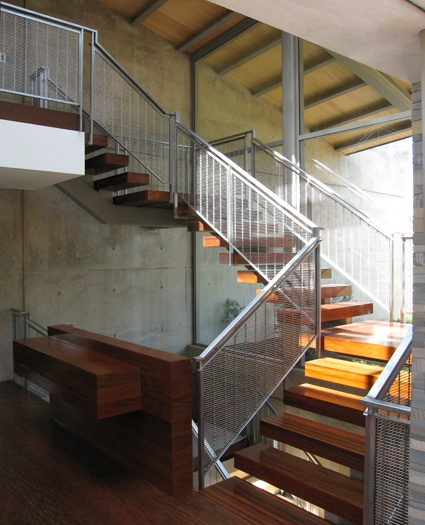 16 Best Banker Wire Mesh Interior Railing Images On