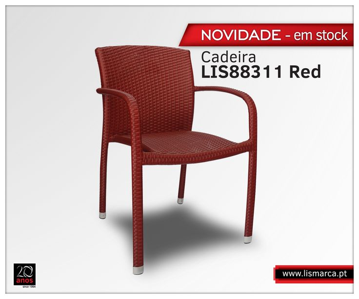 Cadeira- LIS88311 Red