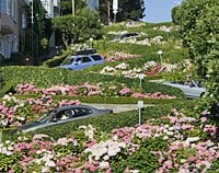Lombard Street - How to See Lombard Street - San Francisco