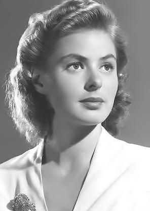 Ingrid Bergman probably one of the most beautiful woman in ...