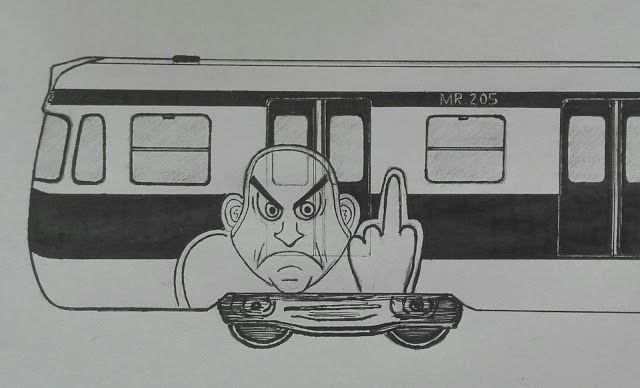 Io non sono un esperto di trasporto pubblico ma...