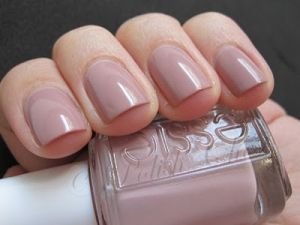 """Essie """"Lady Like"""" nail varnish - lovely colour, not quite nude, not quite done, just right!"""