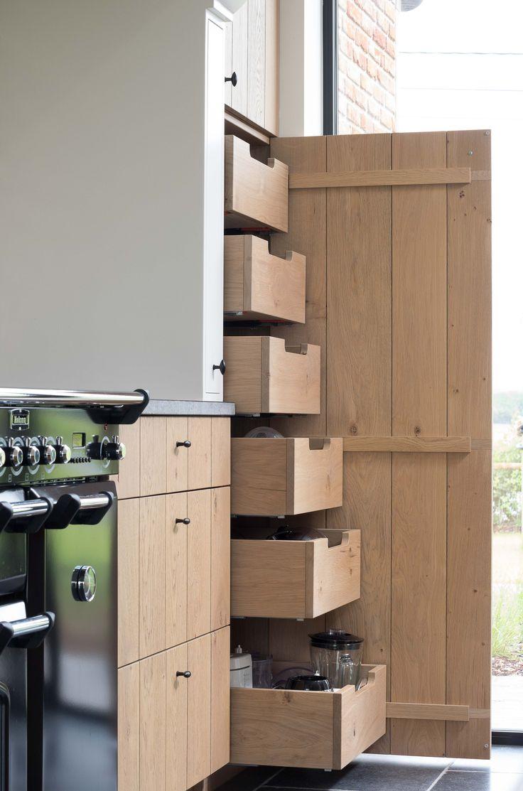 25 beste idee n over landelijke stijl huizen op pinterest rustiek keuken decor moderne - Oude stijl keuken wastafel ...