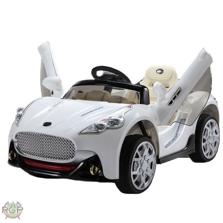 kids electric ride on toy car 12v maserati style je108a maserati and toy