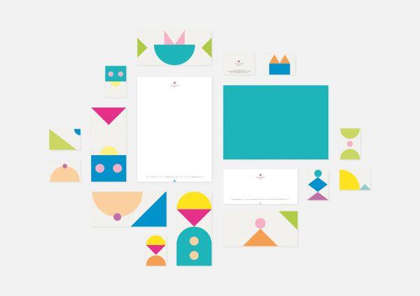 BRANDING: ALEX FULTON DESIGN by Hardhat Design, via Behance