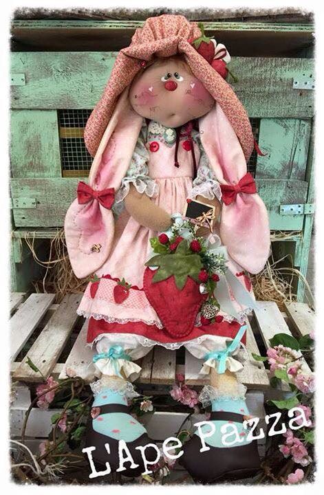 Cartamodelli Conigli primavera 2016