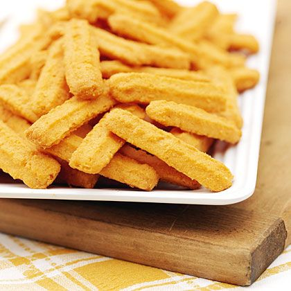 Cheese Wafer Fingers Recipes — Dishmaps