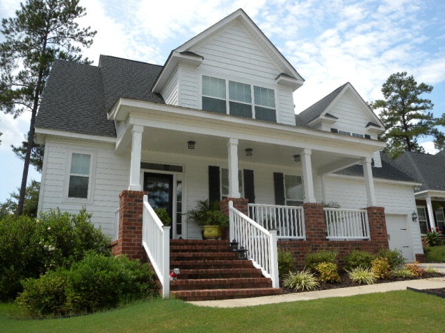 County Styled Home Dream Houses Pinterest Facades