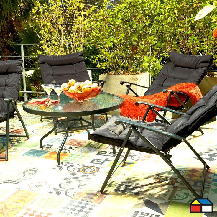 ¡Se acerca la #primavera a disfrutar al aire libre! #Negro #Rojo