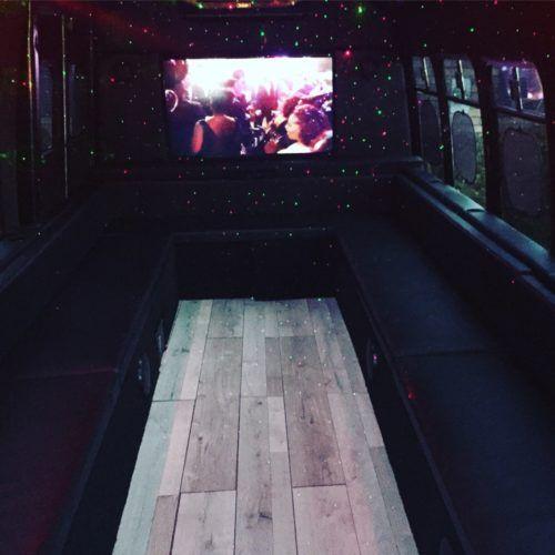 Cheap Wedding Transportation Ideas: Best 25+ Party Bus Ideas On Pinterest