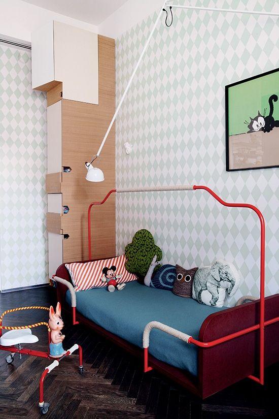 A Turin, chez les architectes d'UDA – Miluccia | Magazine d'inspiration décoration et design