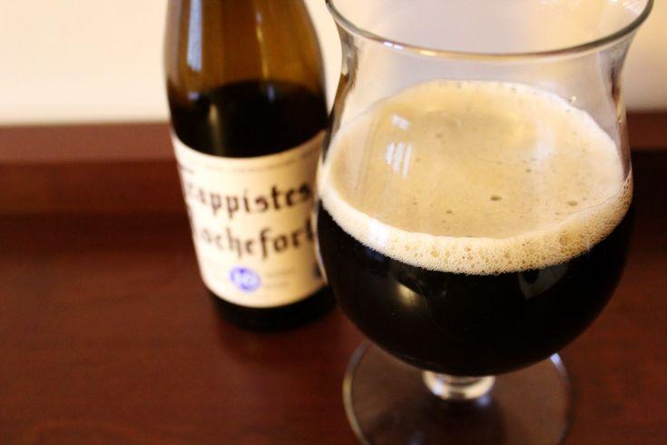 #Trappistes #Rochefort 10 #beer #piwo #craftbeer #abbey #quadrupel
