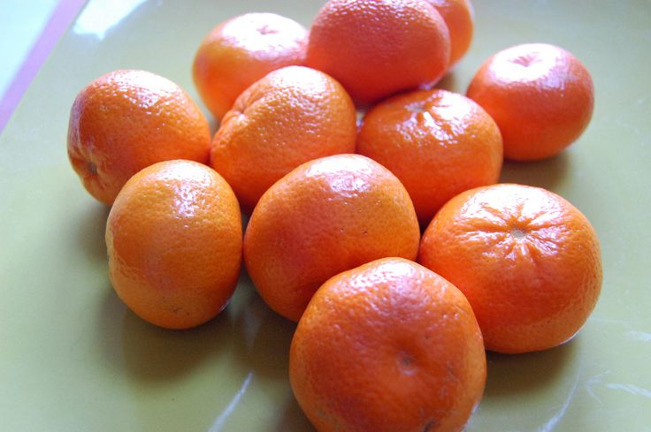 Mandarine și clemetine. Un pas înaintea răcelii.