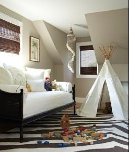 boy's room!