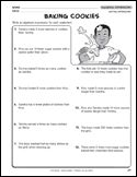 Writing Algebraic Expressions - Free practice page!