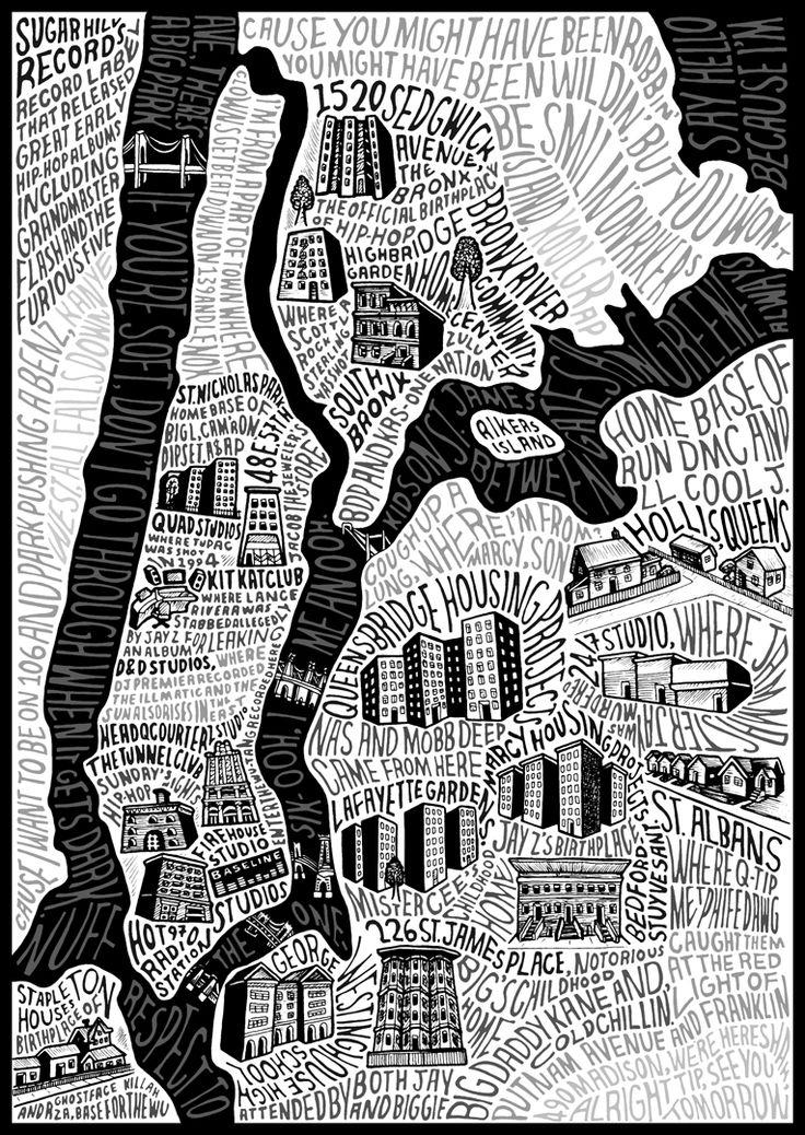 Sarah King an Illustration for New York