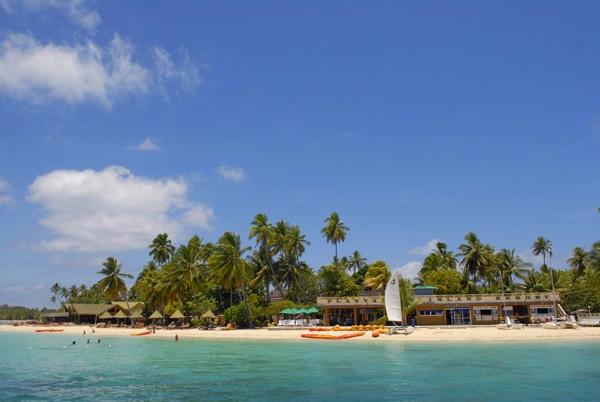 Plantation Island Resort ~ Fiji