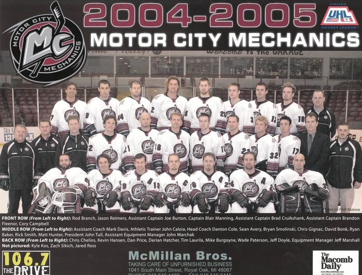 73 best colors of hockey images on pinterest field for Motor city ice hawks