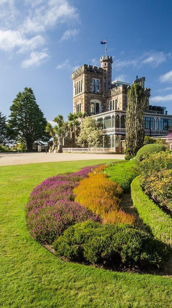 Larnach Castle, Otago Peninsula, New Zealand - New Zealand