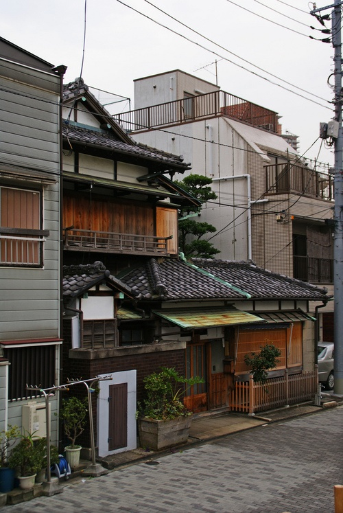 Beautiful house. Japanese ...